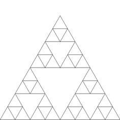 Fortran95 Code for Sierpinski Triangle